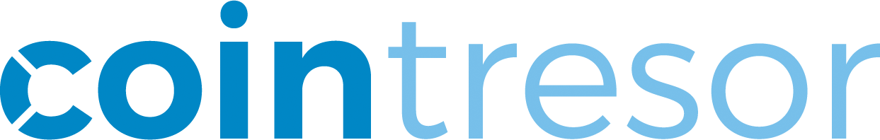 Cointresor Zrt. – Bitcoin, Ethereum, kriptodeviza befektetés Retina Logo
